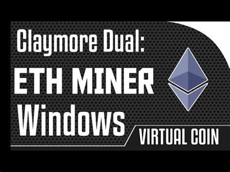 Claymore Dual v15.0 (NoDevFee): Download Ethereum AMD & NVIDIA GPU Miner.