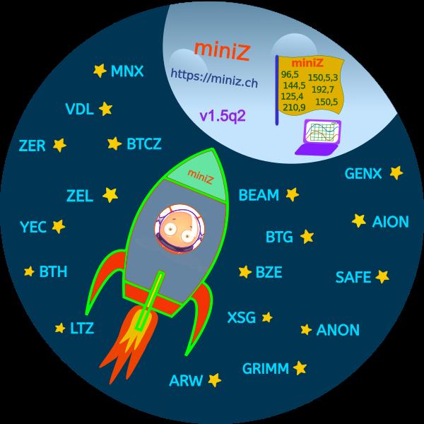 miniZ 1.5t - Download Equihash Miner for Nvidia GPU