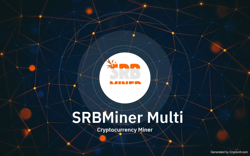 SRBMiner-MULTI 0.3.1: Download miner for AMD CPU & GPU