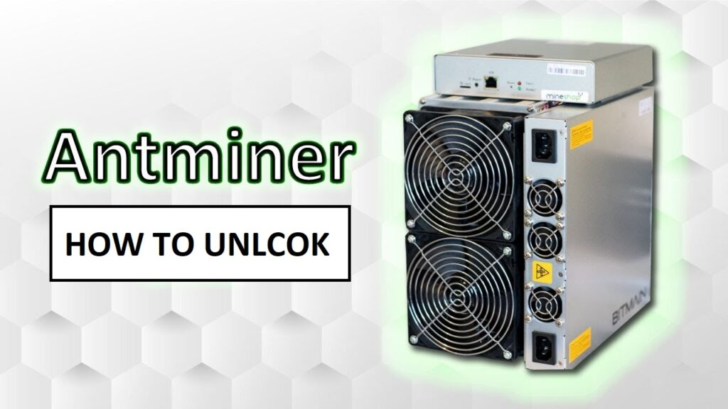 Awesome Miner: Как разблокировать ASIC (Antminer S9, T9+, S15, T15, S17, T17)?