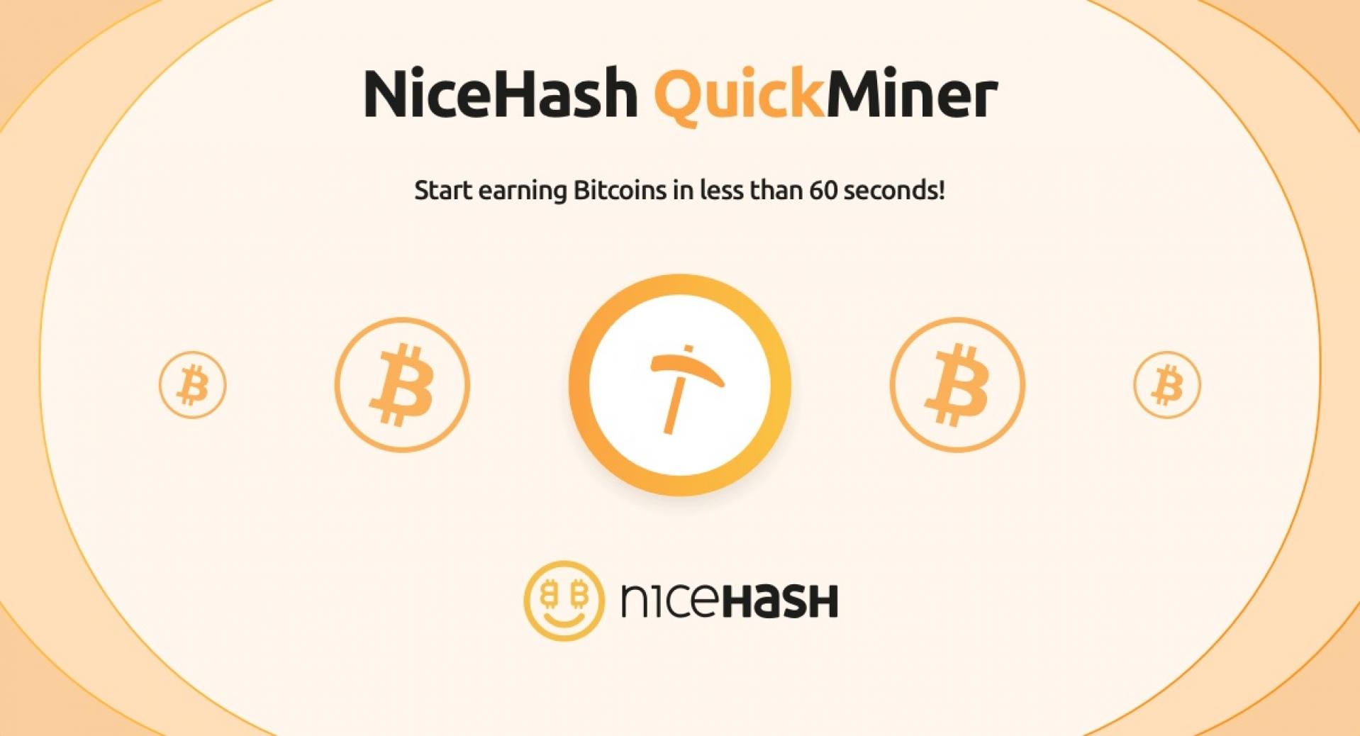 NiceHash QuickMiner (CPU & GPU): Download NoDevFee miner for Windows.