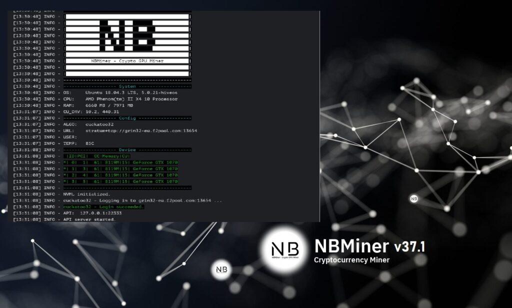 nbminer371amdnvdiagpuminer